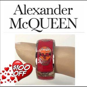 Alexander McQueen Jewelry - 💀Authentic Alexander McQueen Skull Ring (7) 💀